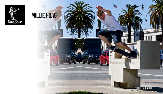 Willie Hoag