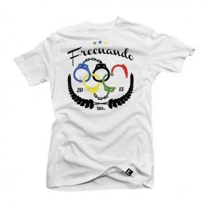 Freenando - Shirt