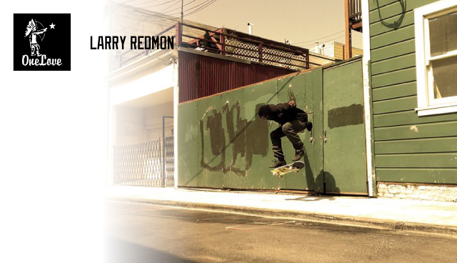 Larry Redmon