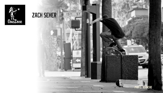 Zach Seher